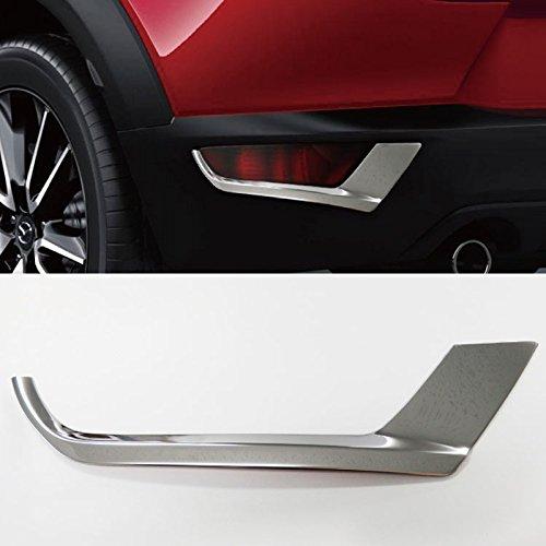 Cubierta Protectora para Faros Traseros de Coche, ABS, cromada, para Mazda CX-3, Protector de Faros…