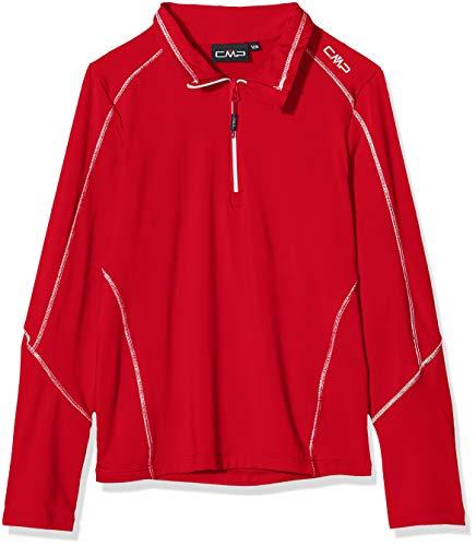 CMP Jungen Ski Rolli 39L2294 Shirt, Ferrari, 152