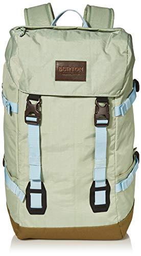 Burton New Tinder 2.0 Backpack Updated with External Laptop Pocket & Water Bottle Pockets, Sage Green Crinkle, One Size