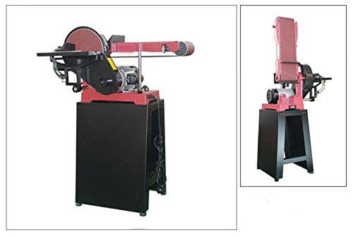 Great Features Of  TECHTONGDA INTBUYING Belt Sander Polisher Machine  Polishing equipment 1500r/min ...