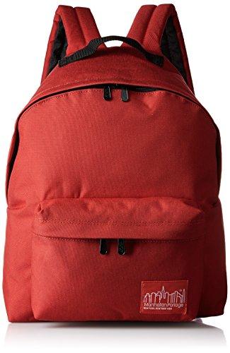 [[マンハッタンポーテージ] Manhattan Portage] 正規品【公式】 Big Apple Backpack バックパック MP1210 レッド One Size