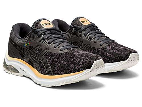 ASICS Gel-Pulse 12 Black/Graphite Grey 11 B (M)