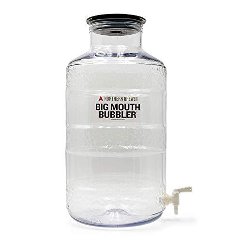 Big Mouth Bubbler Plastic Carboy Fermentor (6.5 Gallon)