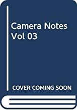 Camera Notes Vol 03 (Vol 3)