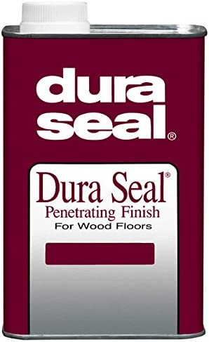Dura All items in the store Seal Penetrating Finish Quick Mail order - Early American-quart Coat