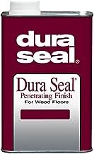 Dura Seal Penetrating Finish Quick Coat - Ebony-quart