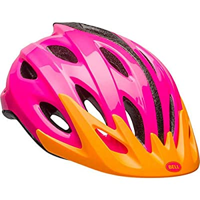 Bell Hitch Youth Bike Helmet (Pink Tang)