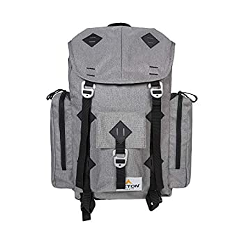 TETON Sports Anaheim Canvas Backpack for Travel  Daypack for School Work and Hiking