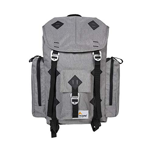 TETON Sports Anaheim Canvas Backpack for Travel; Daypack for School, Work and Hiking