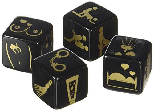 Erotische Spiele mit 4 Würfeln