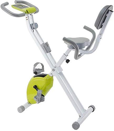 Lloow Bicicletas De Ciclo Indoor, Plegable Mini Bici De Ejercicio De Bicicleta De Spinning, Deportes Ciclismo Bicicletas De Fitness Equipo De La Aptitud Exercise Bikes