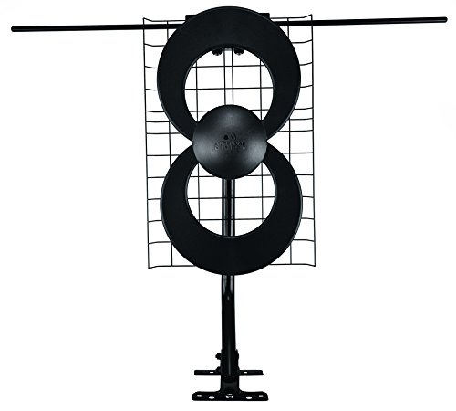 Antennas Direct ClearStream 2V TV Antenna, 60+ Mile Range