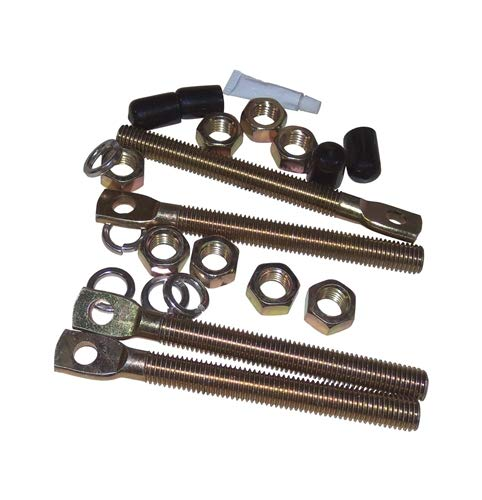 Review Of SnowDogg Part # 16101210 - HD, EX, VX Spring Mount Hardware Kit (4 Sets)