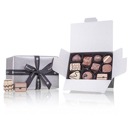 Ballotin Supreme - 30 handgefertigte Pralinen | köstliche Auswahl | Geschenkpackung | Geschenkidee | Weihnachten | Geschenk | Vatertag | Muttertag | Geschenke | Männer | Frauen | Mann | Frau