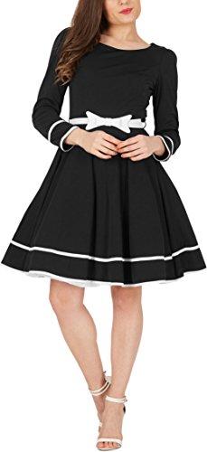 'Grace' Vintage Clarity Kleid im 50er-Jahre-Stil - 4