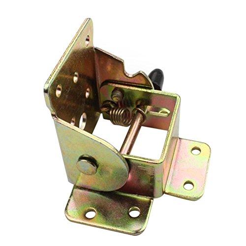 Metalen vergrendeling klaptafel stoel been beugels kabinet scharnieren voor meubels, Seawang