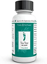 Extra Strength-Toenail Fungus Treatment. Effectively Stops Fungal Growth Repairs Damaged Discolored nails. 100% All Natural with Tea Tree & Oregano Essential Oils. Made in the USA by PNW. 1oz