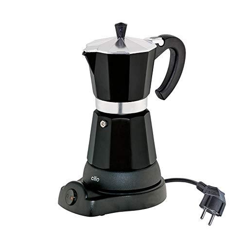 Cilio 273861 Espressokocher Classico 6 Tassen elektrisch
