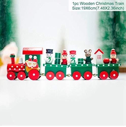 Decorazioni Per La Casa Ornamento Decorativo Ornamenti Natale Decorazioni Natalizie In Legno Per La Casa Decorazioni Natalizie Pendente Natalizio, Trenino Di Nataleornamenti Natale Decorazioni Natali