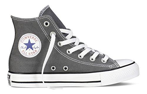 Converse–CTAS Core Hi, Zapatillas de Deporte para Hombre Gris Oscuro 45 EU...
