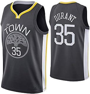 efe4d6fa3bfab BeKing Maillot de Basket-Ball pour Homme - NBA Golden State Warriors #35  Kevin