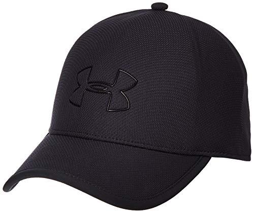Under Armour Men's Speedform Blitzing cap, Cappello Uomo, Nero (Black/Black/Black), L/XL