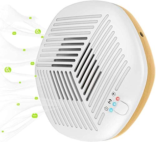 Lowest Price! SMLCTY Air Purifier Portable Air Cleaner The Filter Can Capture 99.97% of Dust Elimina...