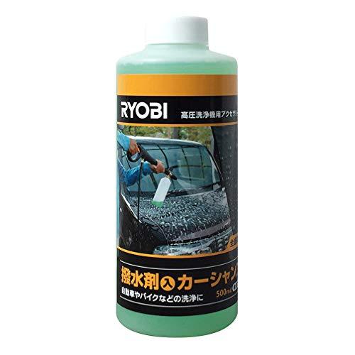 リョービ(RYOBI) 高圧洗浄機用 撥水剤入りカーシャンプー 500ml 6710237