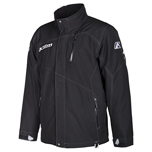 Klim Klimate Parka Men's Ski Snowmobile Jacket - Black/Large