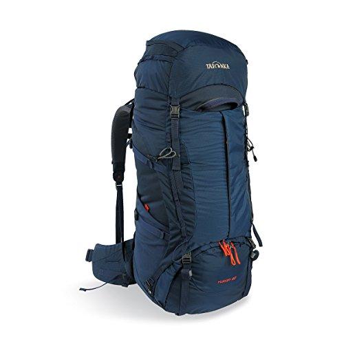 Tatonka Yukon 60+10 Sac à dos pour homme, Homme, Sac à dos, 1353, bleu marine, 74 x 32 x 24 cm