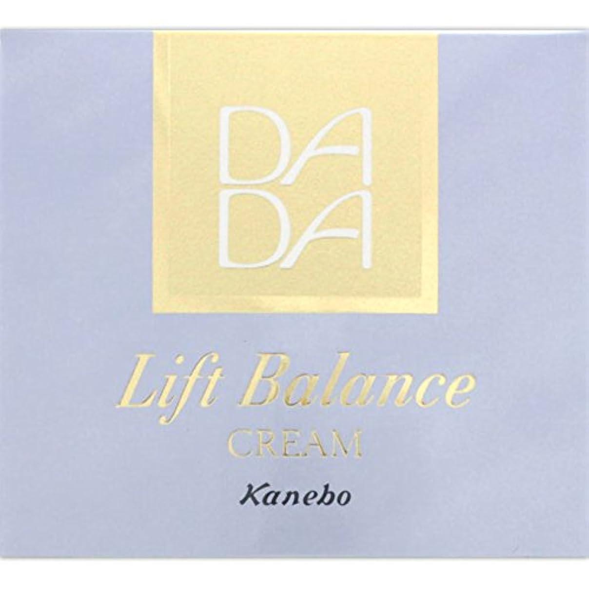 銀記述する氏【カネボウ】 DADA(ダダ) B15リフトバランスクリーム 30g(医薬部外品)