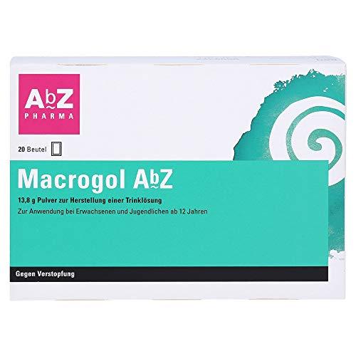 Macrogol AbZ Pulver zur Herstellung einer Lösung, 20 St
