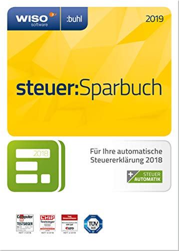 Buhl Data Service GmbH -  WISO steuer:Sparbuch