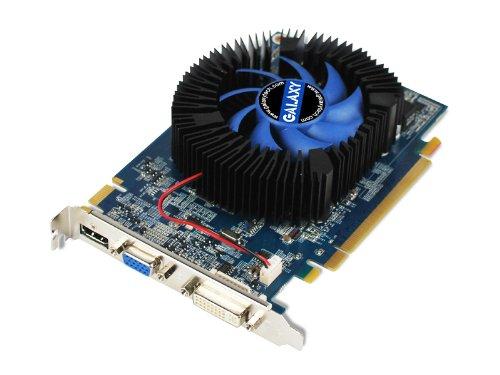 GALAXY グラフィックボード nVIDIA GeForce GTS450 GPU搭載 GF PGTS450/1GD3 ZERO