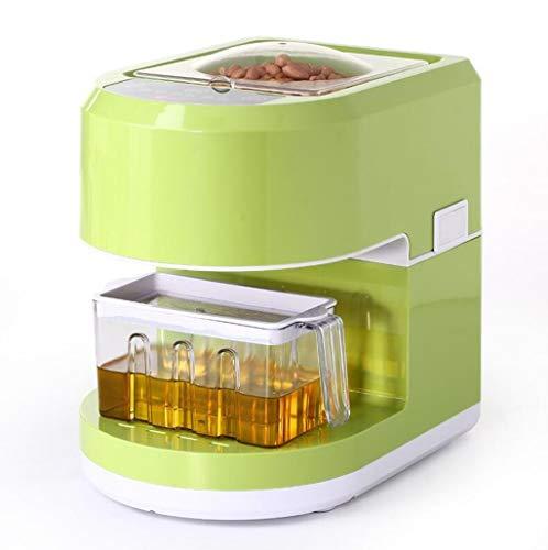 Intelligente vollautomatische Öl drückt Haushalt und kommerzielle Kaltpresse heiß Squeeze Ölpressen Pumpeinheiten Hohe Ölrate Ein Knopf intelligente Steuerung mute Hochleistungsmotor Schnelldemontage