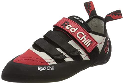 Red Chili Unisex– Erwachsene Spirit Velcro Impact Zone 3 Kletterschuhe