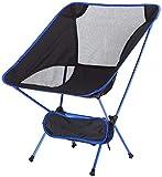 Table de pique-nique extérieure Chaise de camping Chaise de jardin Ultralight Chaise portable avec sac de transport pour randonnée pédestre de pique-nique Festival Festival Plage d'extérieur etc. Tabl