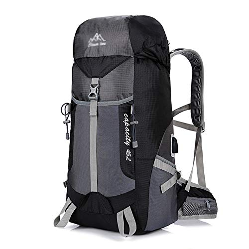 CKR USB Charging Travel Camping Sports Backpack, Hiking And Trekking Backpack, Travel Camping Outdoor Mountaineering Bag, Hunting, Hiking, Camping And Outdoor,C