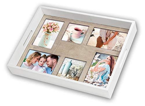 Acryl-Fotorahmen 3,5x4,5 cm Hochformat  ZEP