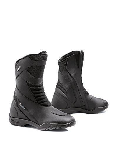 FORMA Stiefel Moto Nero WP Eichzulassung CE, Schwarz, 49