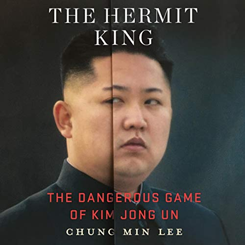 The Hermit King audiobook cover art