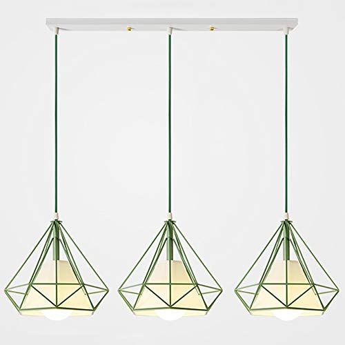 FENGYING Chandeliers LED Hanging Personality Creative Modern Minimalist Pendant Lights Milk Tea Shop Ceiling Lights Restaurant Bedroom Multi-Color Optional,A2 -  FENGYING.COM, 632-380-879