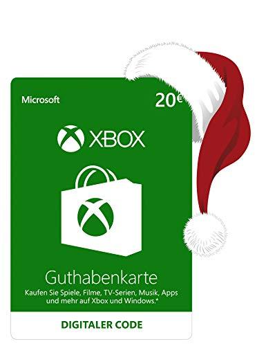 Xbox Live - 20 EUR Guthaben [Xbox Live Online Code]