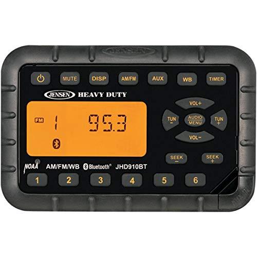 Jensen JHD910BT Bluetooth Mini Radio JHD910BT