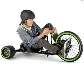 Huffy [ 98305 ] 20-Inch Machine RT 3-Wheel Tricycle, (Green)