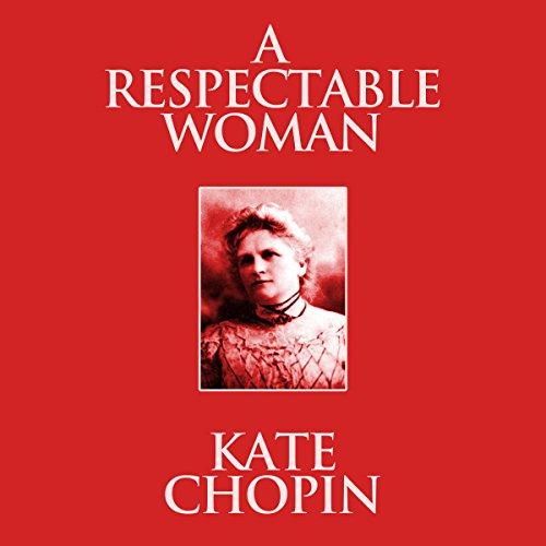 A Respectable Woman copertina