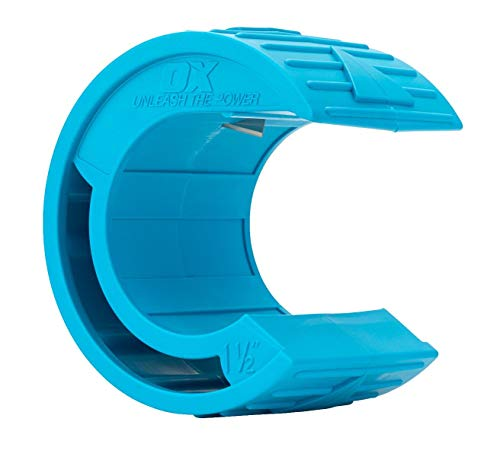 OX Pro POLYZIP Plastic Pipe Cutter 42mm