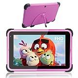 Tablet Android 11 per bambini 8 pollici 1920 * 1200 Schermo Full HD Tablet WiFi per ragazze 3 GB RAM 32 GB...