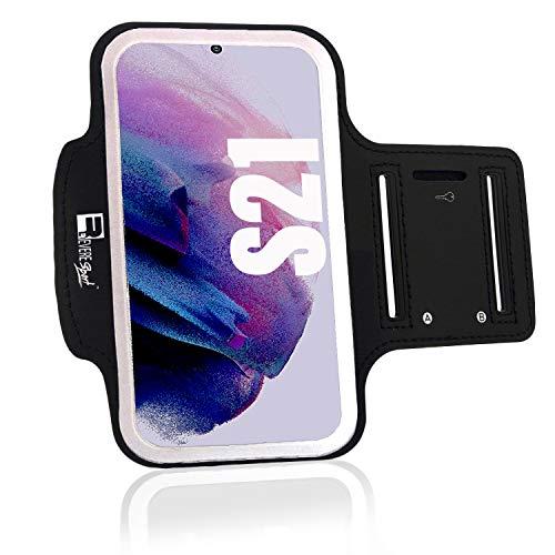 RevereSport compatible Samsung Galaxy S21 Armband. Sports Arm Phone Case...