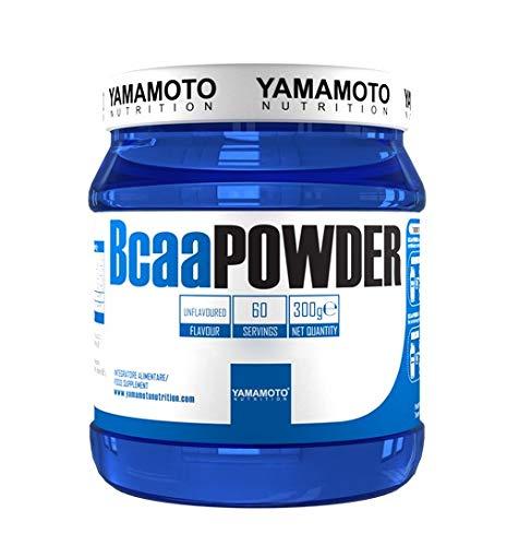 Yamamoto Nutrition BCAA Powder, Orange, 400 g